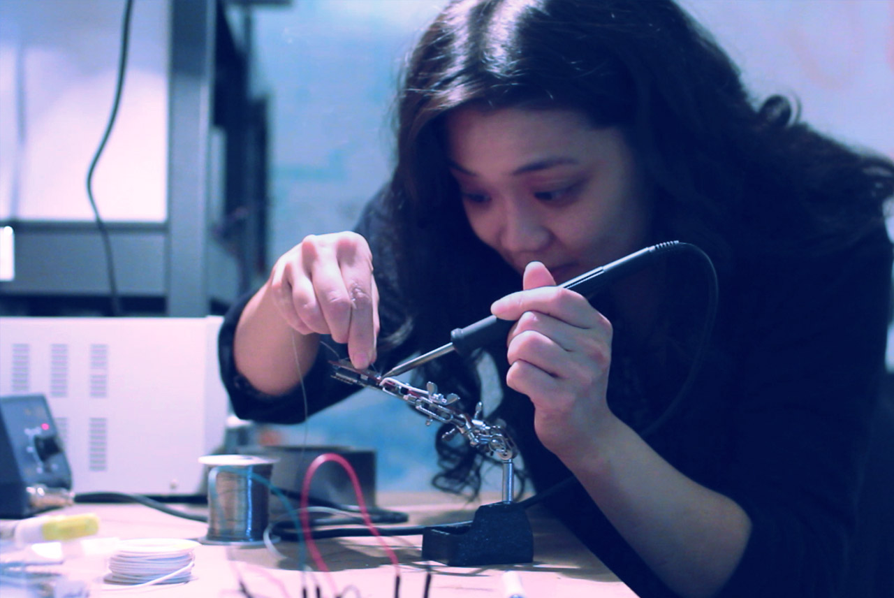 Christina Truong Soldering