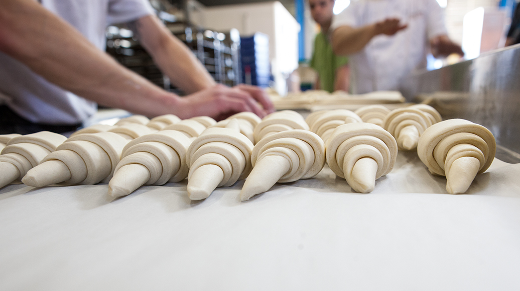 Emilie Baltz - croissants at Food Design Studio